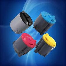4PK Toner Set Combo for Samsung CLP-300N CLX-2160N  CLX-3160