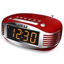 AKAI CE 1500R AM/FM PLL Alarm Clock Radio ™