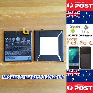 GENUINE HTC Google PixelXL Pixel XL 5.5 / NexusM1 Battery B2PW2100 3450mAh Local