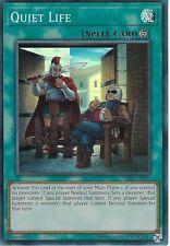 YU-GI-OH CARD: QUIET LIFE - SUPER RARE - CIBR-EN096