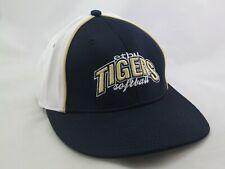 ETBU Tigers Softball Hat The Game Blue White Baseball Cap w/ Tag