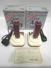 JOY STICK Controller Type 1, 2. Family King. -- Boxed. Famicom, NES. Japan game.