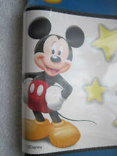 Disney's Mickey Mouse Stars 10 Yards Prepasted Wallpaper Border Imperial Canada