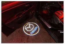 Luci proiettori Led portiera logo MAZDA luce cortesia led 2 3 5 6 CX7 CX 5 PORTA