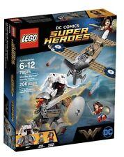 Lego 76075 DC Comics Super Heroes Wonder Woman Warrior Battle Neu/OVP