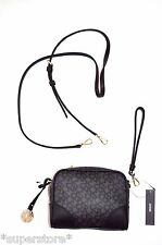 NEW DKNY HERITAGE COATED LOGO VACHETTA PVC CROSSBODY BAG Messenger HANDBAG GIFT