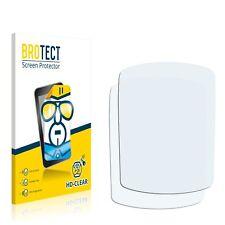 2x BROTECT Displayschutzfolie Klar für Garmin eTrex Vista HCx Schutzfolie