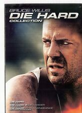 The Die Hard Collection (Dvd, 2007, 4-Disc Set, Versions)
