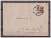 Alliierte Besetzung, MiNr. 43 I SSt Celle - Spende dem Hilfswerk dfW. 03.08.1948
