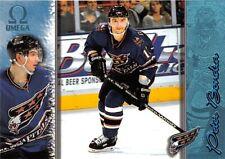 1997-98 Pacific Omega Ice Blue #236 Peter Bondra