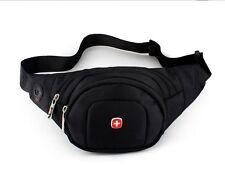 SwissGear Waist Bag Belt Bum Pouch Hip Fanny Bag Travel Hike Sports Running Bag