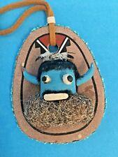 Buffalo Zuni Pendant
