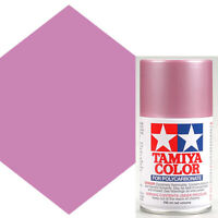 Tamiya Polycarbonate PS-50 Metallic Red/Pink Spray Paint 86050