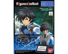 Gundam 00 Figure Rise Setsuna Bust Bandai Plastic Kit