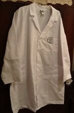 Meta 3X White Lab Coat New With Tags 6116-011 Medical Jacket Scrub Doctor