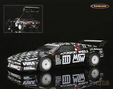 BMW M1 MK MSW Wheels Le Mans 1986 Witmeur/Libert/Krankenberg, Minichamps 1/18th