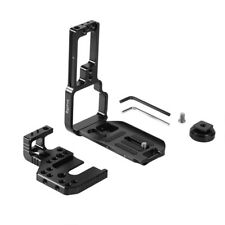 SmallRig APL2341 Quick Release L Plate Bracket for Sony A7III A7RIII with Grip