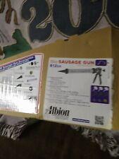 New Albion Engineering B12S20 B-Line Manual Sausage Caulking Gun 20 oz Bulk Gun