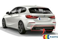 NEW GENUINE BMW 1 F40 SPORT 1.6 DIESEL 1.8 PETROL REAR BUMPER LOWER DIFFUSER