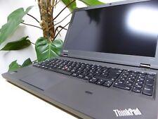 CAPTAIN NOTEBOOK: LENOVO THINKPAD T540p i7-QUAD 3K-IPS 120GBSSD NVIDIA DVDRW WIN