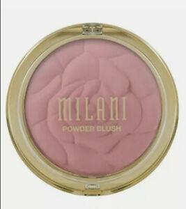 MILANI - Powder Blush - 01 ROMANTIC ROSE - 0.6oz/17g - NEW/SEALED
