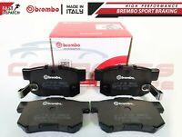 FOR HONDA CIVIC CRV CR-V FRV FR-V SHUTTLE STREAM BREMBO REAR BRAKE PADS 97-06