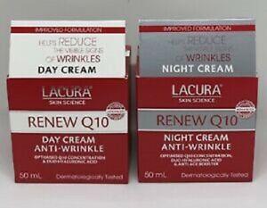 Lacura Skin care RENEW Q10 Night Cream Anti wrinkle
