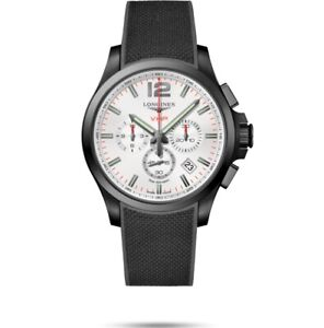 Longines Conquest V.H.P. Chronograph 44mm - RRP $3025 now $2725 With Warranty!