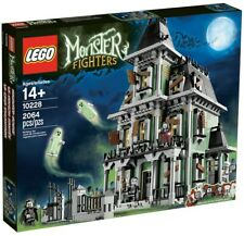 LEGO® Monster 10228 Geisterhaus / Haunted House Vampir Hexe Zombie NEU & OVP