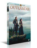 Outlander Season 4 (DVD 3-Disc)Brand New Sealed Free Shipping Region 1 US Seller