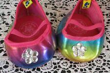 Build A Bear Workshop Slip On Rainbow Shoes