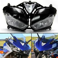 NEW For Yamaha YZF R3 R25 2013-2018 Front Headlight Head Light Headlamp Assembly