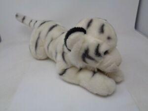 "Animal Alley Plush White Tiger Stuffed Animal Toys R Us 14"""