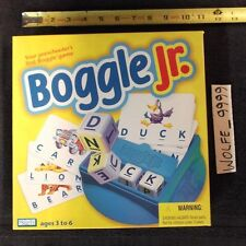 BOGGLE JR MAGIC MATH ADDITION SUBTRACTION FLASH CARDS child spelling parker USED