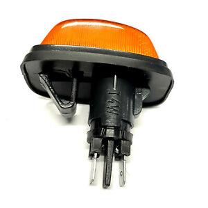 Indicator Light Side Firefly Orange for Fiat 126