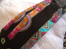 Laurel Burch: Socks, Knee High Cats Size 9-11 NWT
