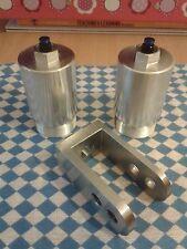 África twin delanteras y traseras Riser Kit con válvulas RD03 RD04 RD07 & RD07a