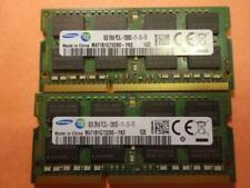 Mémoires RAM DDR3L Samsung pour ordinateur