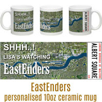 EastEnders personalised 10oz ceramic mug  Birthday Christmas Gift Idea