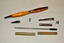 Wood Pen Kits In Craft Turning Blanks For Sale Ebay