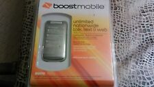 Sanyo SCP 3810 - Silver (Boost Mobile) Cellular Phone