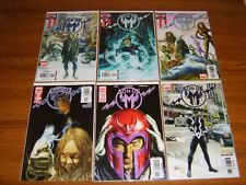 SON OF M #1 - 6 SET (MARVEL) 2006 (6 ISSUES) QUICKSILVER