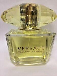 Versace Yellow Diamond  Eau De TOILETTE  woman 90 mL