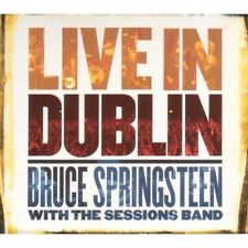 Bruce WITH THE SESSIONS BAND Springsteen-Live a Dublino (CD NUOVO!)