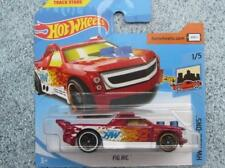 Hot Wheels 2018 #111/365 FIG RIG red HW Ride-ons