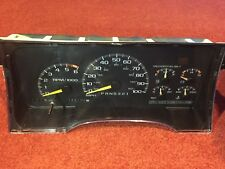 95 - 98  Chevrolet GMC 1500 Pickup Speedometer Instrument Cluster Dash A-1