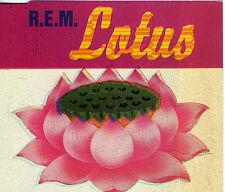 MAXI CD COLLECTOR 1T R.E.M. LOTUS DE 1998