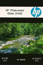 HP Photo-smart Gloss Vivid~~4 x 6 Photo Paper~200ct