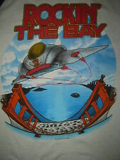 Vintage Concert T-Shirt REO SPEEDWAGON 81 GAMMA KANSAS 38  UFO DAY ON THE GREEN