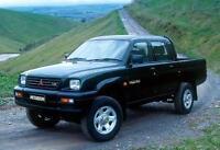 MITSUBISHI L200 MK TRITON 2WD-4WD UTE 1997-2002 REPAIR SERVICE MANUAL